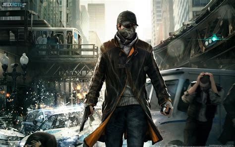 Watch Dogs - PlayStation3 - Jeux Torrents