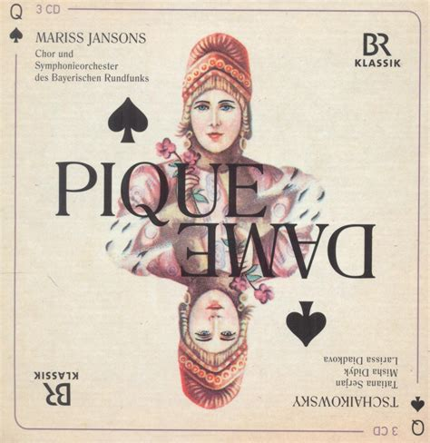 On record: Mariss Jansons conducts Tchaikovsky: Pique Dame