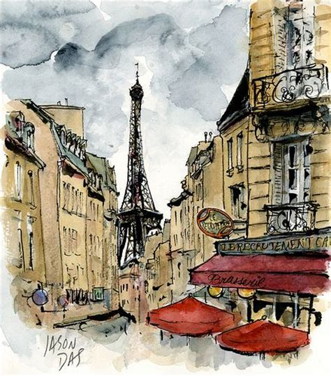 1000+ images about Watercolor Pen n Wash on Pinterest