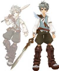 RPG Soluce - Soluces - Personnages - Allegretto