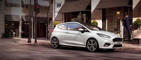 Ford Fiesta ST-Line Spec | Ford IE