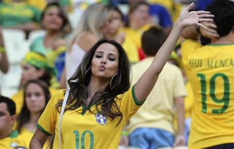 Hot Fans Of The 2018 World Cup - Barnorama