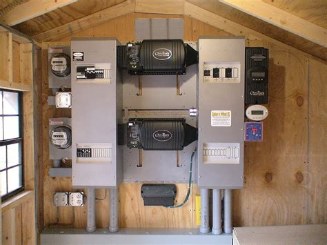 Off-Grid Cabin/Power shed | Solar & Wind FX