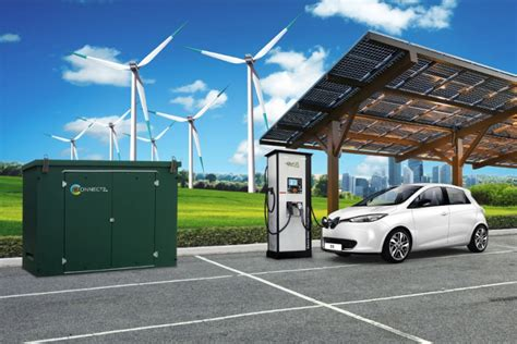 Finding an 'afterlife' for EV batteries on the grid
