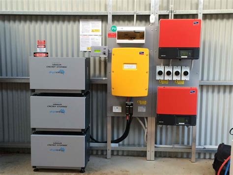 Off-Grid with Lithium-ion Batteries - Off-Grid Energy