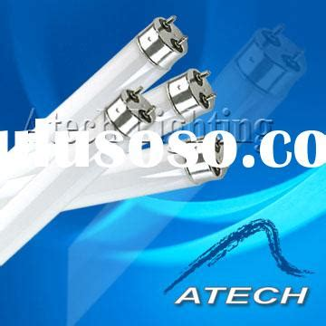 difference between t8 and t12 fluorescent lamps